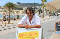 Interview mit Franz Kraus, Sa Fàbrica de Gelats & Fet a Sóller