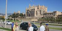De Ciudad Jardín a la Catedral de Palma