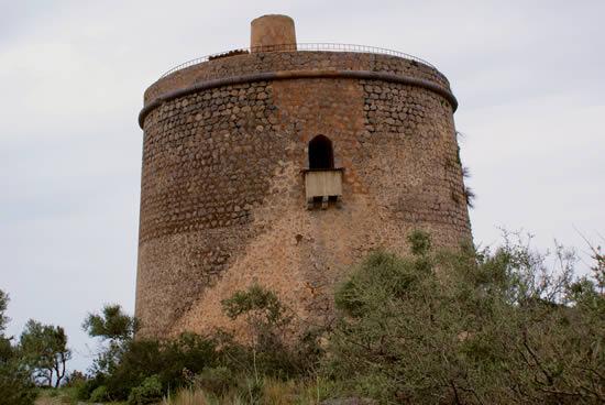 Torre Picada, Puerto de Sóller